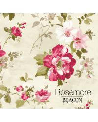 Beacon House Rosemore Brewster Wallpaper