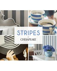 Stripes by Chesapeake Brewster Wallpaper