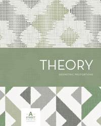 Theory Geometric Proportions Brewster Wallpaper