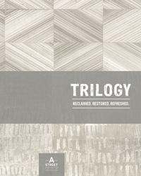 Trilogy Reclaimed Restored Refreshed Brewster Wallpaper