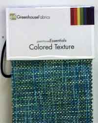 Colored Texture Greenhouse Fabrics