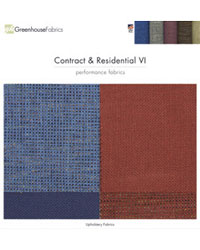 Contract And Residential VI Greenhouse Fabrics