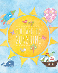 You Are My Sunshine Brewster Wallpaper