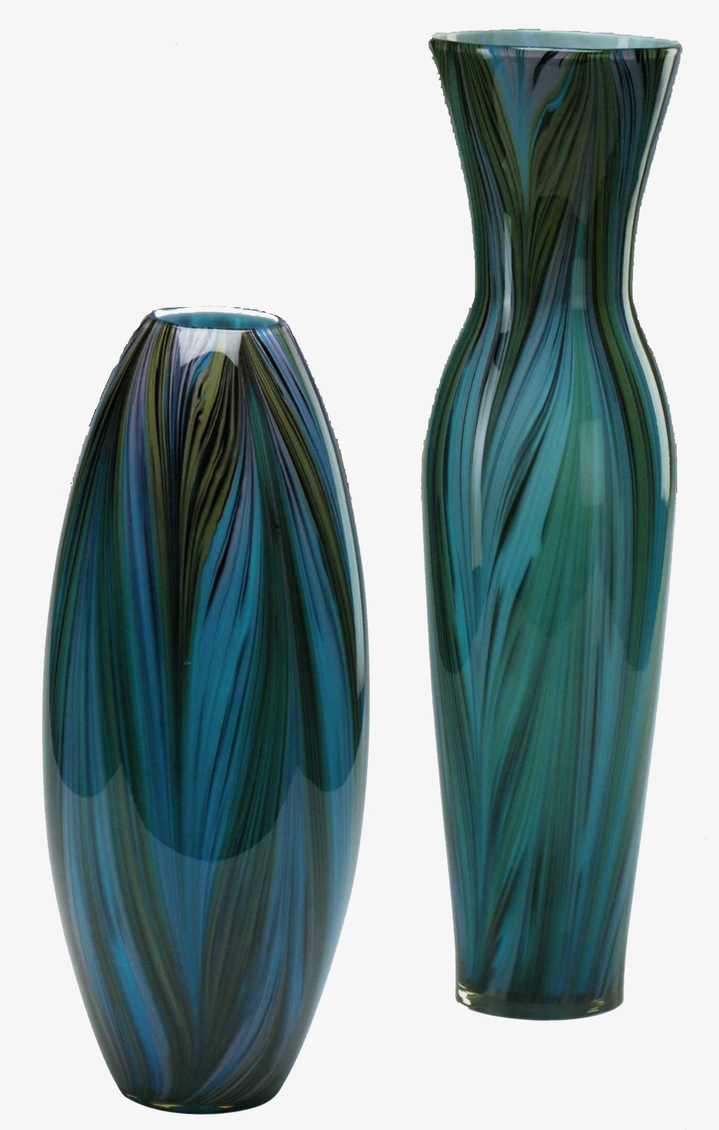 Peacock Feather Vase Accessories