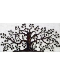 Rusted Brown Tree Wall Art by