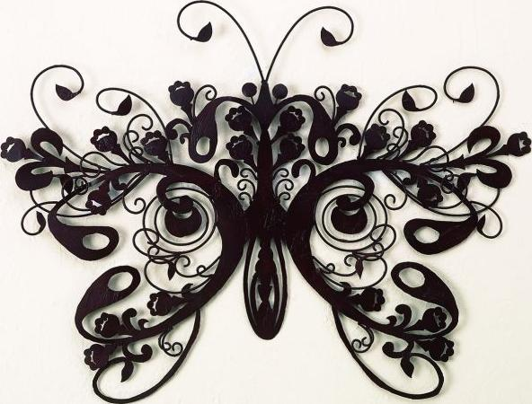 large brown butterfly wall decor interiordecorating large brown butterfly wall decor