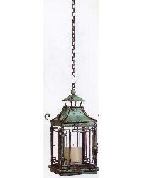 Pagoda Style Lantern by