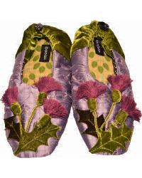 Thistle Womens Slipper by