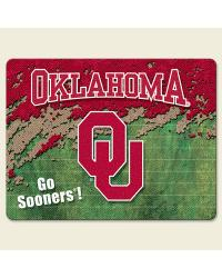 Oklahoma Sooners Large Cutting Board by