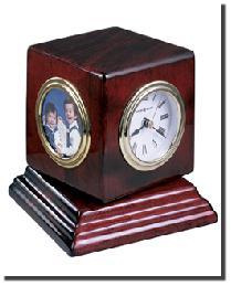 Reuben Desk Clock by