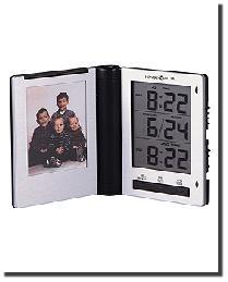 Photo Traveler Alarm Clock by