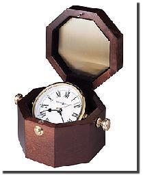 Oceana Table Clock by