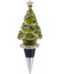 Christmas Tree Bottle Stopper by