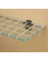 Optique Glass Wall Shelf by