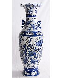 vase and plate - Golden Lotus Antiques - Orient Living