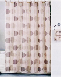 Park Avenue Shower Curtain by