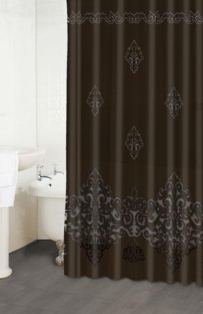 ... Chocalate Shower Curtains Blind Curtain Making · Gallery For Brown ...