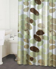 Fabric Shower Curtains Accessories
