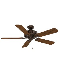 Ainsworth 54in Brushed Cocoa Fan by