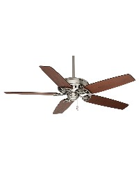 Concentra 54in Brushed Nickel Fan by