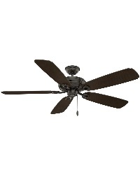 Charthouse 60in Noble Bronze Wet Outdoor Fan by