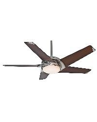 Stealth 54in Brushed Nickel Fan by