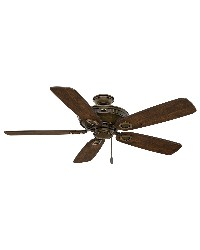 Heritage 60in Aged Bronze Wet Outdoor Fan by