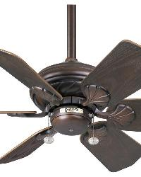 Wailea Brushed Cocoa Ceiling Fan by