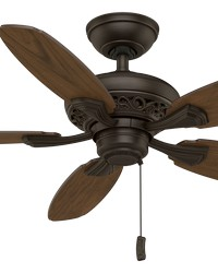 Fordham Brushed Cocoa 44in Ceiling Fan by