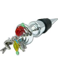 Barbecue Wine Stopper by