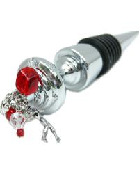Baseball Wine Stopper by