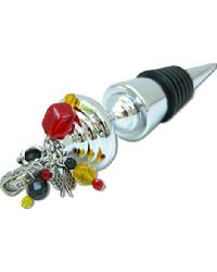 Car Racing Wine Stopper by