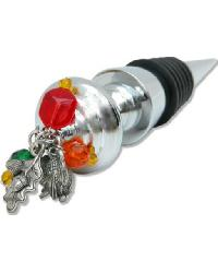 Fall Wine Stopper by