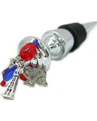 State of Texas Wine Stopper by