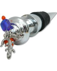 Gators Wine Stopper by