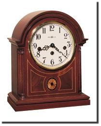 Barrister Table Top Clock by