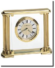Athens Desk Clock by