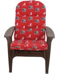 Alabama Crimson Tide Adirondack Cushion by