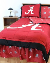 Alabama Crimson Tide Bed-in-a-Bag Set by