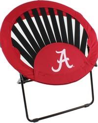 Alabama Crimson Tide Rising Sun Chair by