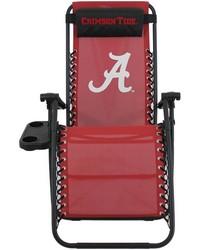 Alabama Crimson Tide Zero Gravity Chair by