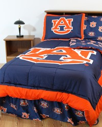 Auburn Tigers Bed-in-a-Bag Set by