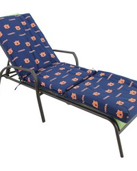 Auburn Tigers 3pc Chaise Lounge Cushion by