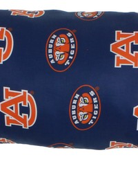 Auburn Tigers Printed Body Pillow  20 in  x 60 in  by
