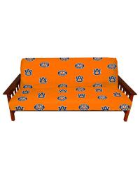 Auburn Tigers Full Size 8in. Futon Cover by
