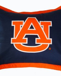 Auburn Tigers Printed Pillow Sham by