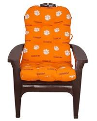 Clemson Tigers Adirondack Cushion by