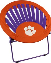 Clemson Tigers Rising Sun Chair by