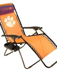 Clemson Tigers Textiline Zero Gravity Chair by