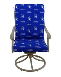 Duke Blue Devils 2pc Chair Cushion by